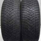 2 1956515 Dunlop m2 195 65 15 Winter Mud Snow Part Worn Tyres x2 91TR