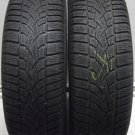 2 1956515 Dunlop 3d 195 65 15 Winter Mud Snow Part Worn Used Tyres x2 91TR