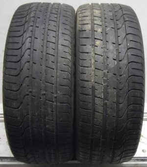 2 2354520 Pirelli 235 45 20 Pzero Part Worn Used Tyres MO Mercedes Spec x2