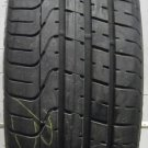 1 2453520 Pirelli 245 35 20 Pzero Part Worn Used Tyre x1 6mm