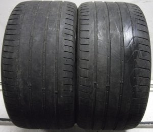 2 2953520 Pirelli 295 35 20 Pzero Part Worn Used Tyres x2 850 YR Performance