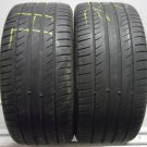 2 2454017 Michelin 245 40 17 MO Mercedes Part Worn Used Tyres Primacy HP x2