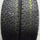 2 2358516 BFGoodrich 235 85 16 All Terrain T/A KO Baja Champion Part Worn Tyres