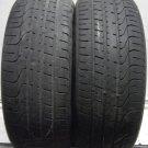 2 2355019 Pirelli 235 50 19 Pzero M0 Mercedes Spec Part Worn Tyres x2