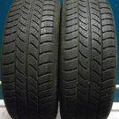 2 2156017 Continental 215 60 17 Vanco Winter 2 Part Worn Used Tyres x2 Two Van