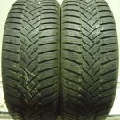2 2655519 Dunlop 265 55 19 Winter Grandtrek M3 Part Worn Used Tyres x2