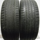 2 2354518 Continental 235 45 18 Conti Sport Contact 3 Part Worn Used Tyres x2
