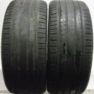 2 2254517 Pirelli 225 45 17 Pzero Rosso Part Worn Used Tyres x2
