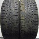 2 2655519 Pirelli 265 55 19 M0 Mercedes Spec Winter Part Worn Used Tyres x2