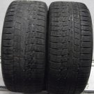 2 2454018 Nokian 245 40 18 WR G2 Winter Mud Snow Part Worn Used Tyres x2