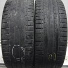 2 2454518 Continental 245 45 18 Winter Mud Snow Part Worn Used Tyres TS810s x2