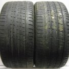 2 2853520 Pirelli 285 35 20 Pzero Part Worn Used Tyres Track Race Drift Drifting