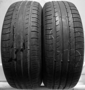 2 2356018 Michelin 235 60 18 Part Worn Used 235/60 18 Car Tyres A0 Audi Sport x2