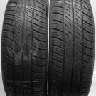 2 1856515 Dunlop 185 65 15 Part Worn Used 185/65 15 Car Tyres x2 SP103e