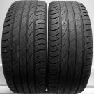 2 2254518 Barum 225 45 18 Part Worn Used 225/45 18 Car Tyres x2 Bravuris 2