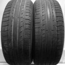 2 2355519 Michelin 235 55 19 Part Worn Used 235/55 19 Car Tyres x2 A0 Audi Sport