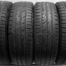 4 1856015 Continental 185 60 15 Used Part Worn Tyres x4 car Conti Premium