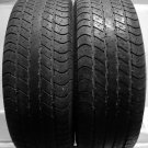 2 2756020 Goodyear 275 60 20 Used Part Worn Tyres x2 Wrangler 275/60 20 4x4