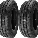2 1956516 Hifly 195 65 16 Van Commercial NEW Tyres x2 195/65 16 Two 102 / 104