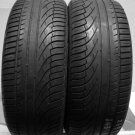 2 2455517 Michelin 245 55 17 Used Part Worn Tyres x 2 Car 245/55 17 Primacy