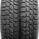 2 15514 Dunlop 155 14 Winter Used Part Worn Tyres x 2 155/ 14 SP
