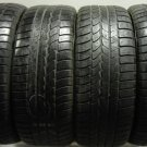 4 2055516 Continental 205 55 16 Mud Snow Winter TS790 Used Part Worn Tyres x4 TR 14.95 24HR Del UK