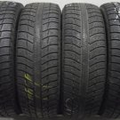 4 1956515 Michelin 195 65 15 Alpin A3 Winter Snow Used Part Worn Tyres x4 Four 24HR UK Del 14.95