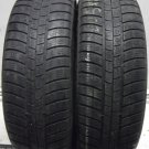2 1956515 Michelin 195 65 15 Pilot Alpin PA2 Winter Snow Used Part Worn Tyres x2 12.95 UK Del 24HR