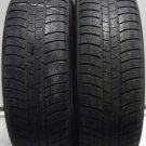 2x 2055516 Michelin PA2 205 55 16 Mud Snow Winter Used Part Worn Tyres 205/55 TR 12.95 UK 24HR Del