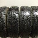 4 195 65 15 Dunlop 1956515 Snow Winter M3 Used Part Worn Tyres HR Cold Weather 14.95 24Hrs Del UK