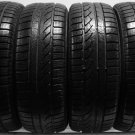 4 Winter Snow Used 205 55 16 Part Worn Tyres 2055516 Continental HR Cold Weather 14.95 24HR Del UK