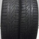 2 1956515 Continental 195 65 15 Winter Snow Used Part Worn Tyres 195/65 15 x2 12.95 UK 24HR Del