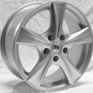 4 Alloy Wheels T28 17 VW Volkswagen T5 Transporter Van Camper x4 Van Load Rated 960kg