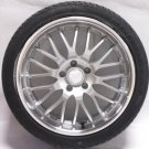 4 Alloy Wheels BBS Mesh Euro Style Deep Dish Dished VW Volkswagen Caddy Maxi 8 x 18 Tyres 2254018