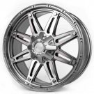 "4x 20"" New Alloy Wheels 6x139 8.5x20 4x4 Nissan Mitsubishi L200 Navara Rodeo"