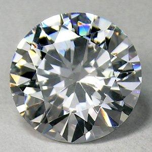 135+ct. GRAND BRILLIANT LAB CLEAR WHITE DIAMOND ROUND