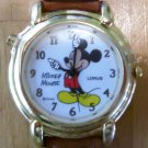 Vintage Mickey Mouse Talking Watch by Lorus