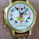 Vintage Mickey Mouse Watch - Musical