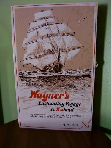 WAGNER'S ENCHANTING VOYAGE TO TEALAND - Vintage