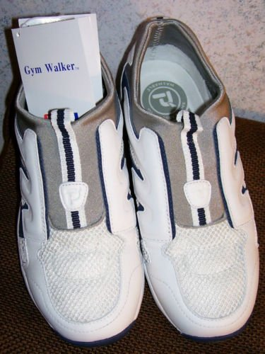 PROPET GYM WALKER TENNIS SHOES - SIZE 7.5 XX