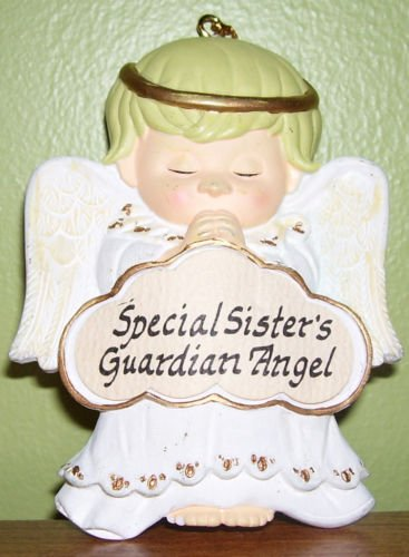 Guardian Angel for Special Sisters