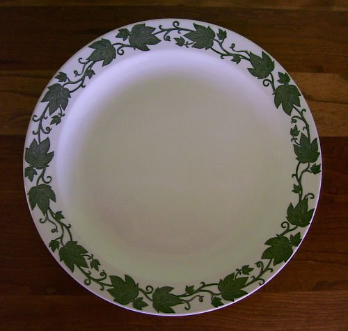 Royal china Plate - English Ivy - Vintage