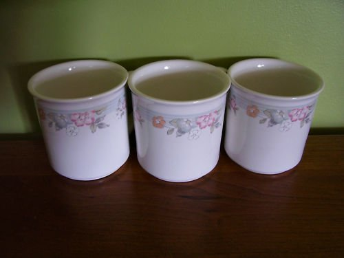 Coffee Cups/Mugs - 3 matching - Mount Clemens Pottery