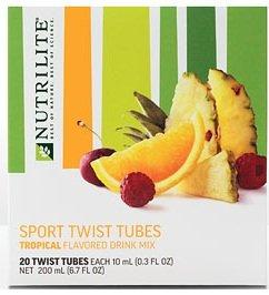 Sport Twist Tubes