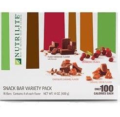 Snack Bar Variety Pack