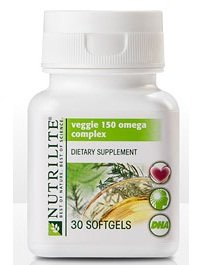 Veggies 150 Omega Complex