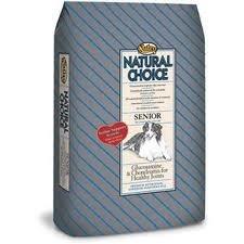 All Natural Senior Dry Dog Food
