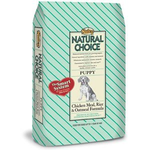 All Natural Puppy Dry Dog Food