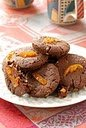 Chocolate Ginger Orange Cookie