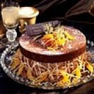 Chocolate Apricot Cake